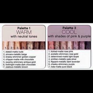 Younique Makeup Moodstruck Addiction Palettes 1 And 3 Poshmark